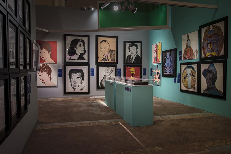 A Napoli appuntamento con l'arte di Andy Warhol fino a febbraio 2020