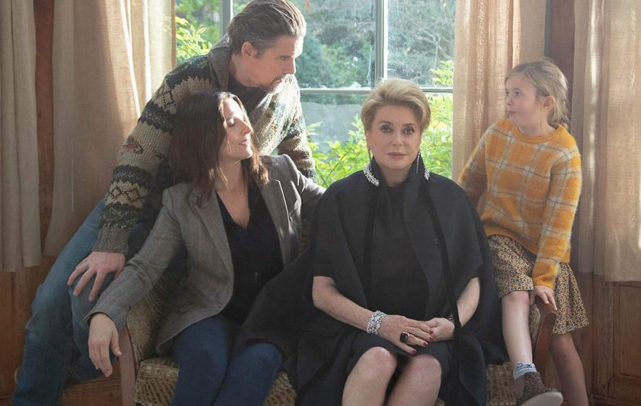 """""""Le verità"""", dal 10 ottobre al cinema: ecco due clip tratte dal film"""
