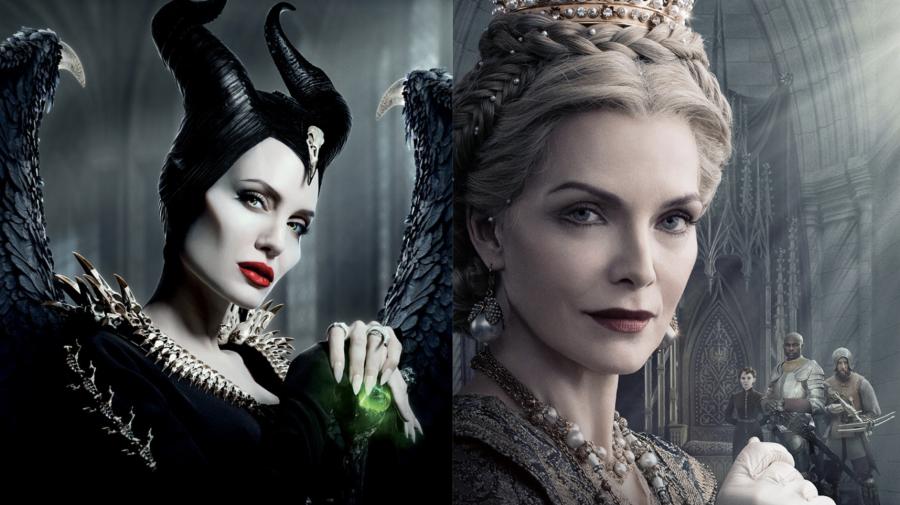 """""""Maleficent – Signora del Male"""": Angelina Jolie e Michelle Pfeiffer a Roma"""