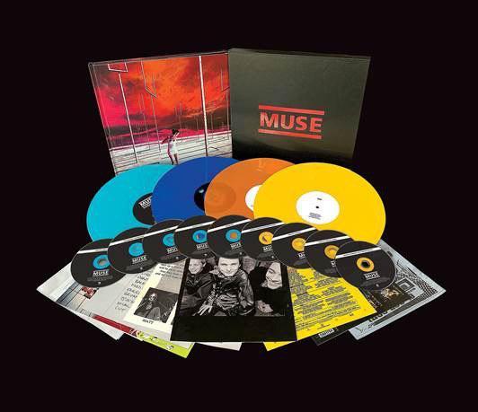 """Muse: in arrivo un cofanetto speciale intitolato """"Origin of Muse"""""""