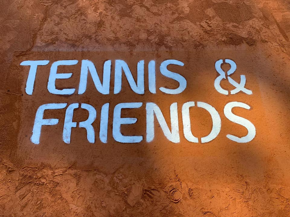 Tennis and Friends 2019: al Foro Italico di Roma un ricco weekend
