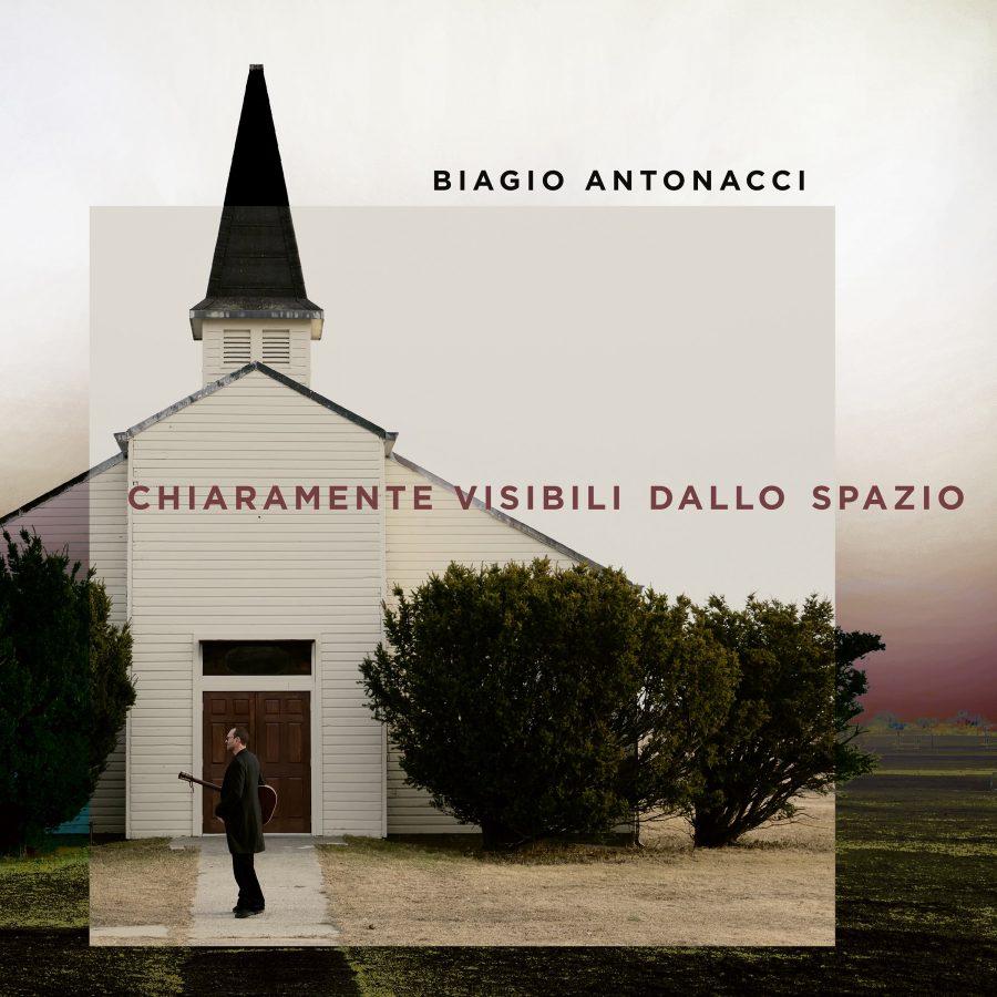 """""""Chiaramente Visibili Dallo Spazio"""": arriva nuovo album di Biagio Antonacci"""