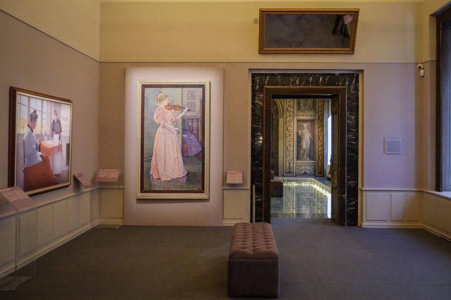 """L'apertura al pubblico di Palazzo Bonaparte con """"Impressionisti Segreti"""""""