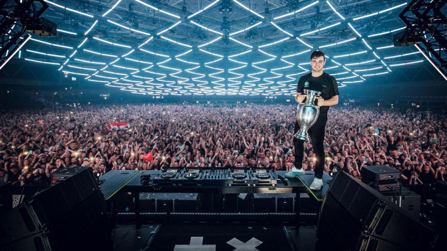 Martin Garrix official music artist di Uefa Euro 2020