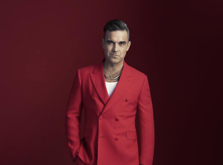 """Disco di Natale per Robbie Williams: esce """"The Christmas Present"""""""