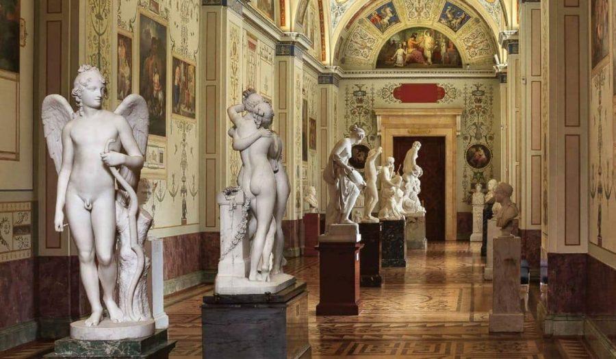 """La bellezza dell'Ermitage al cinema nel film """"Ermitage. Il potere dell'arte"""""""