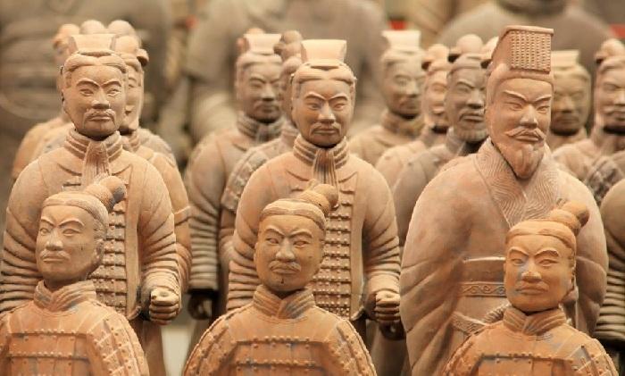 """L'antica Cina in mostra a Milano con """"L'esercito di Terracotta"""""""