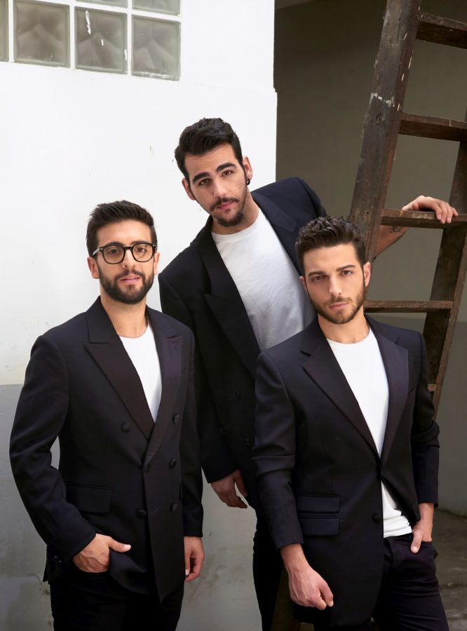 """10 Years"" di carriera per Il Volo – CONFERENZA STAMPA"