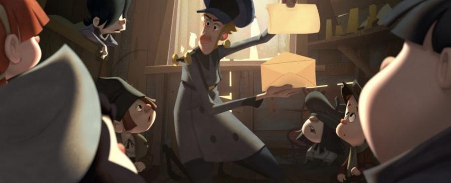 """""""Klaus"""": fuori su Netflix il cartone animato dedicato a Babbo Natale"""
