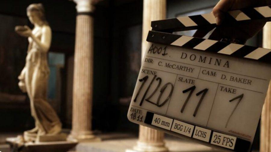 """""""Domina"""": la nuova serie Sky sull'antica Roma con Kasia Smutniak"""