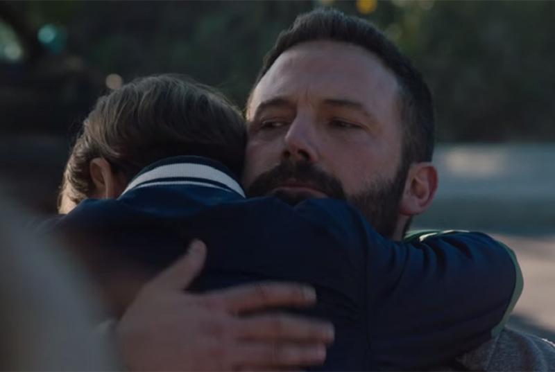 """Ben Affleck protagonista del film """"Tornare a vincere"""" – TRAILER"""
