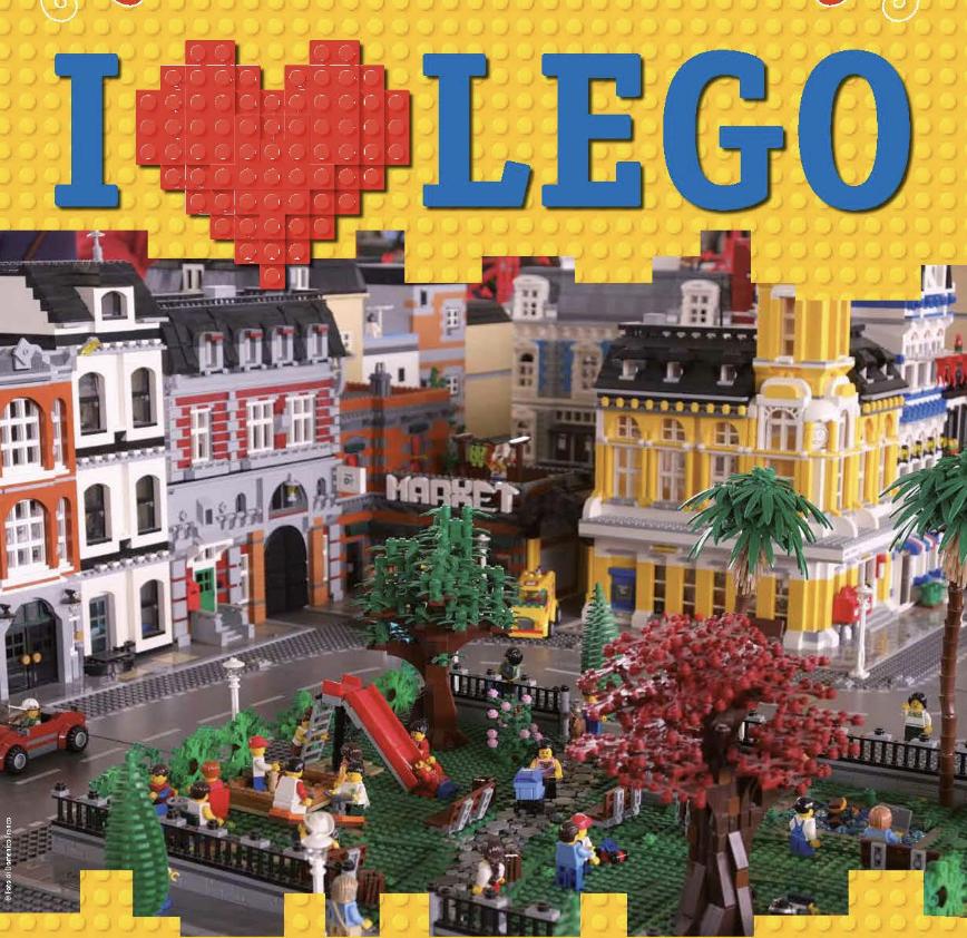 """""""I Love Lego"""": una mostra imperdibile a Palazzo Bonaparte"""