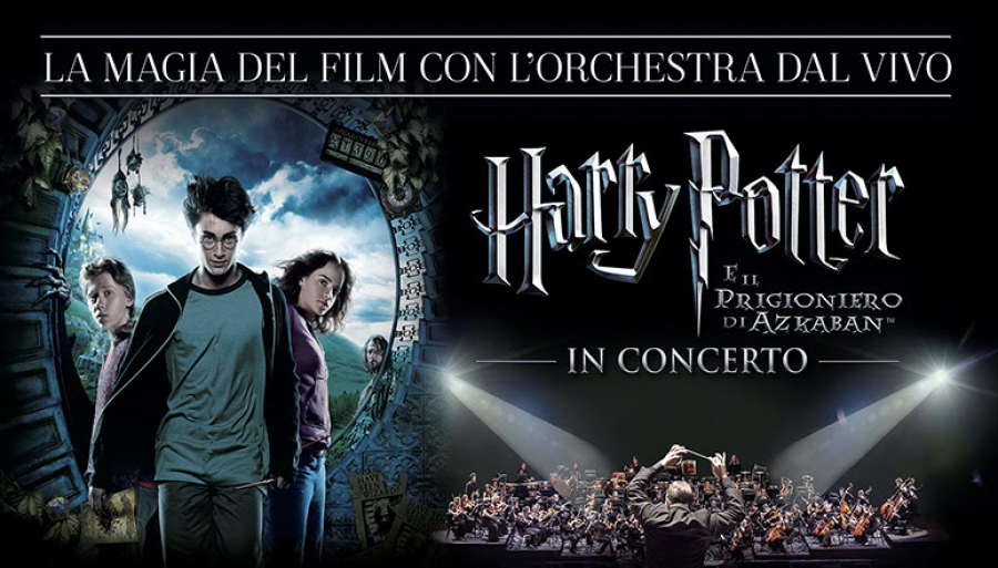 "Flashmob a Roma per ""Harry Potter e il prigioniero di Azkaban in Concerto"""