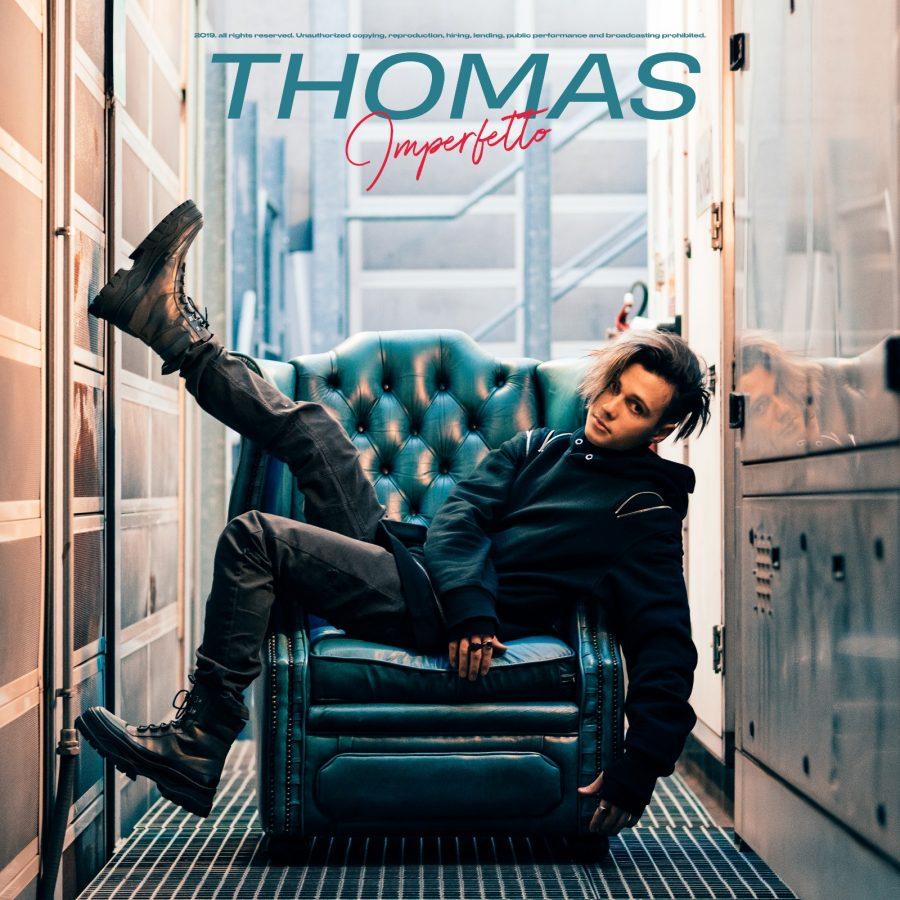 """Thomas Bocchimpani: da Sanremo Giovani al nuovo album """"Imperfetto"""""""