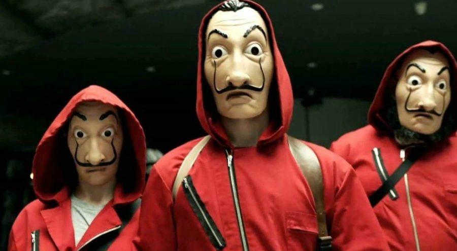 """La quarta stagione de """"La Casa di Carta"""" su Netflix nel 2020"""