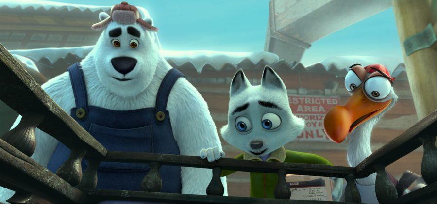 """""""Arctic – Un'avventura glaciale"""": arriva al cinema il nuovo film d'animazione"""