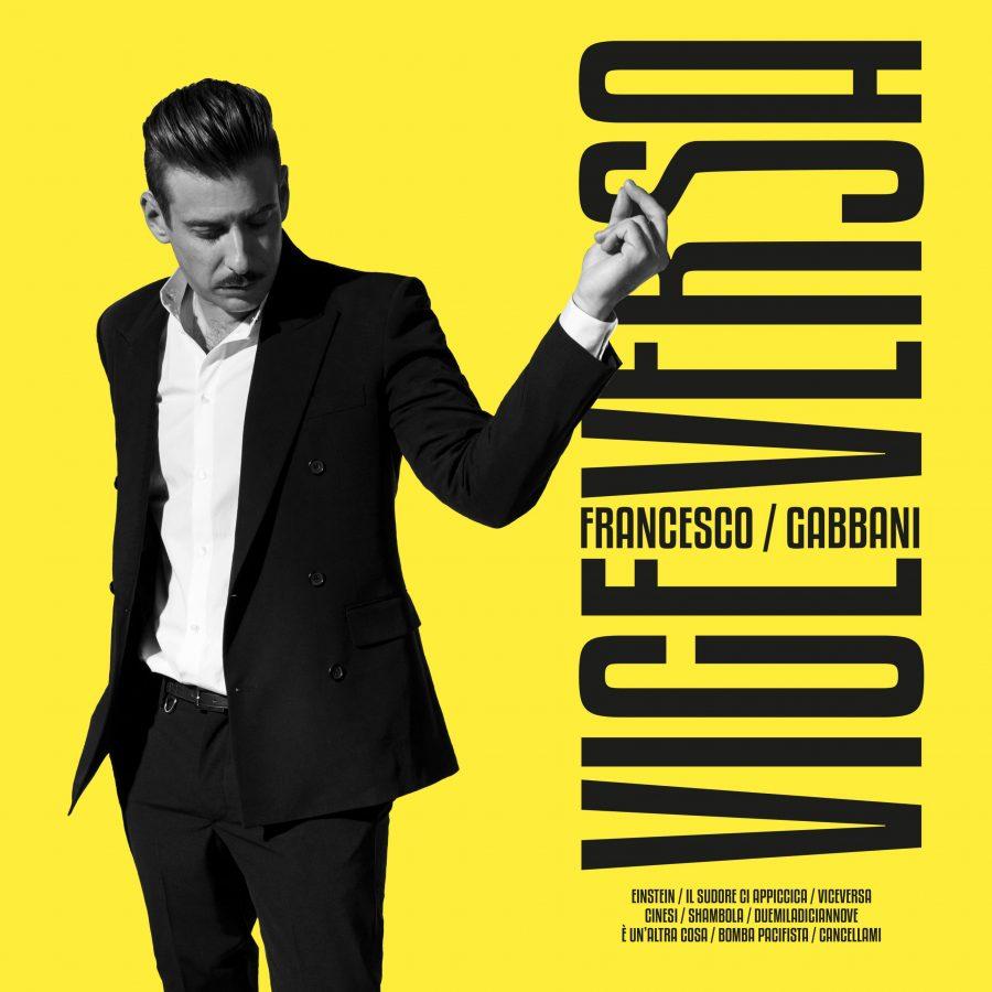 """Speciale Sanremo 2020: """"Viceversa"""" è il brano di Francesco Gabbani"""