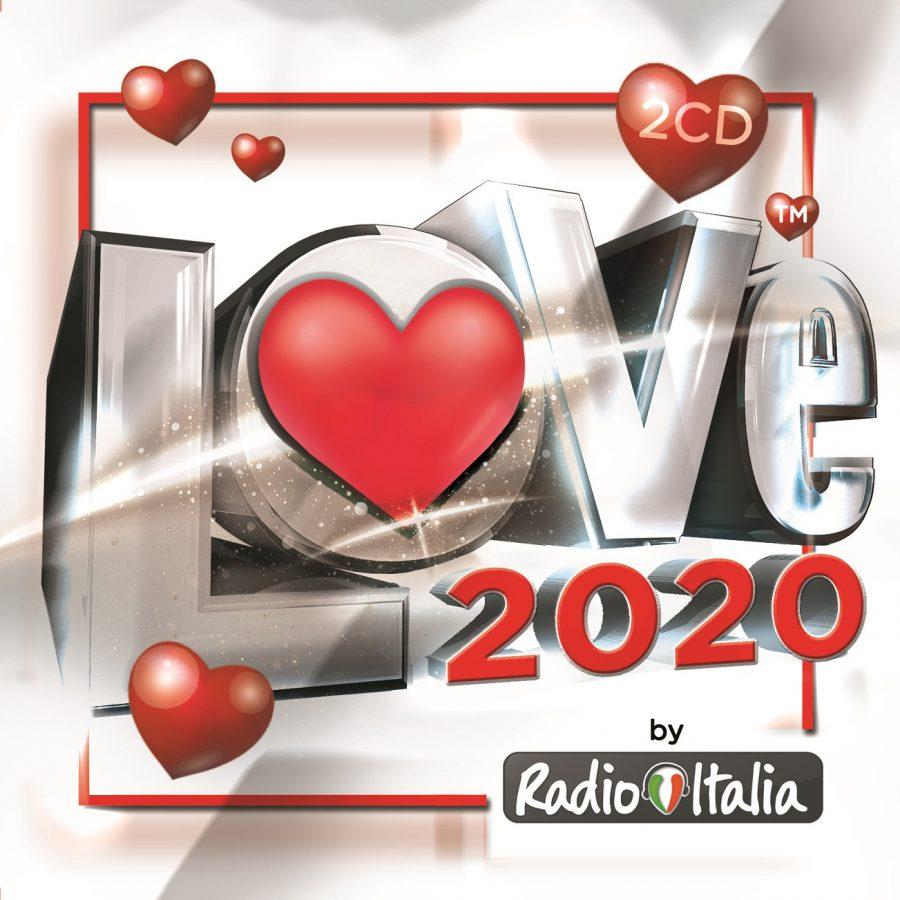 """""""Love 2020"""": fuori la doppia compilation con le canzoni d'amore"""