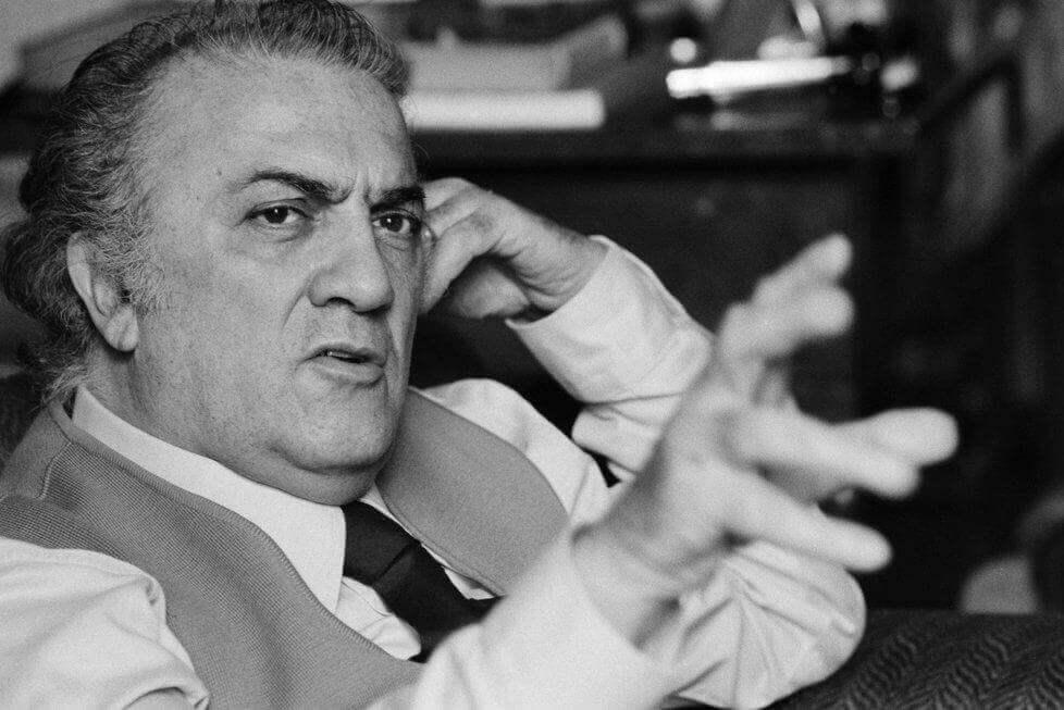 """Rai Movie: arriva il ciclo """"Federico Fellini, realista visionario"""""""