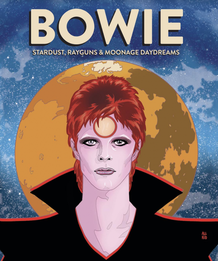"David Bowie: il fumetto ""Stardust, Rayguns and Moonage Daydreams"""