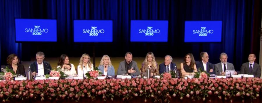 Festival di Sanremo 2020: tutte le info dalla conferenza stampa ufficiale