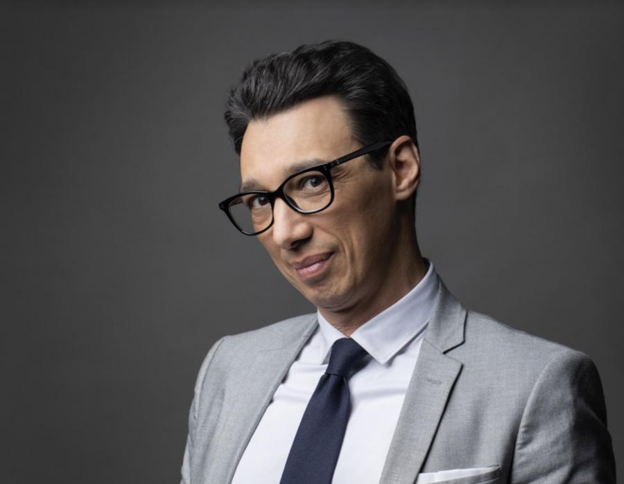"""Speciale Sanremo 2020: Paolo Jannacci canta """"Voglio parlarti adesso"""""""