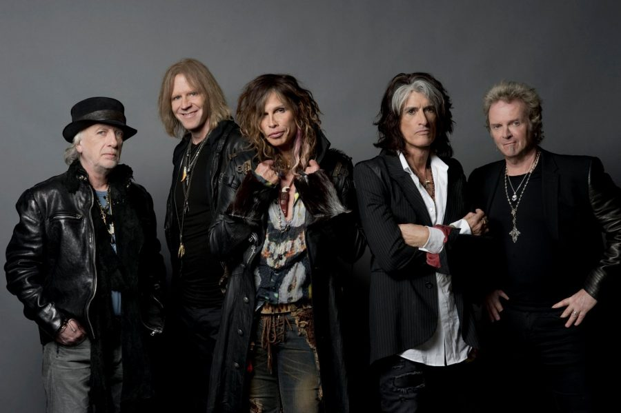 Aerosmith: è italiana la prima tappa dell'European Tour 2020