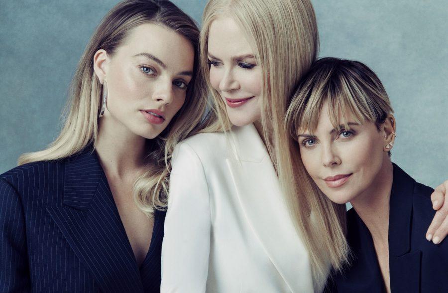 """Bombshell"": arriva al cinema il film con Nicole Kidman e Charlize Theron"