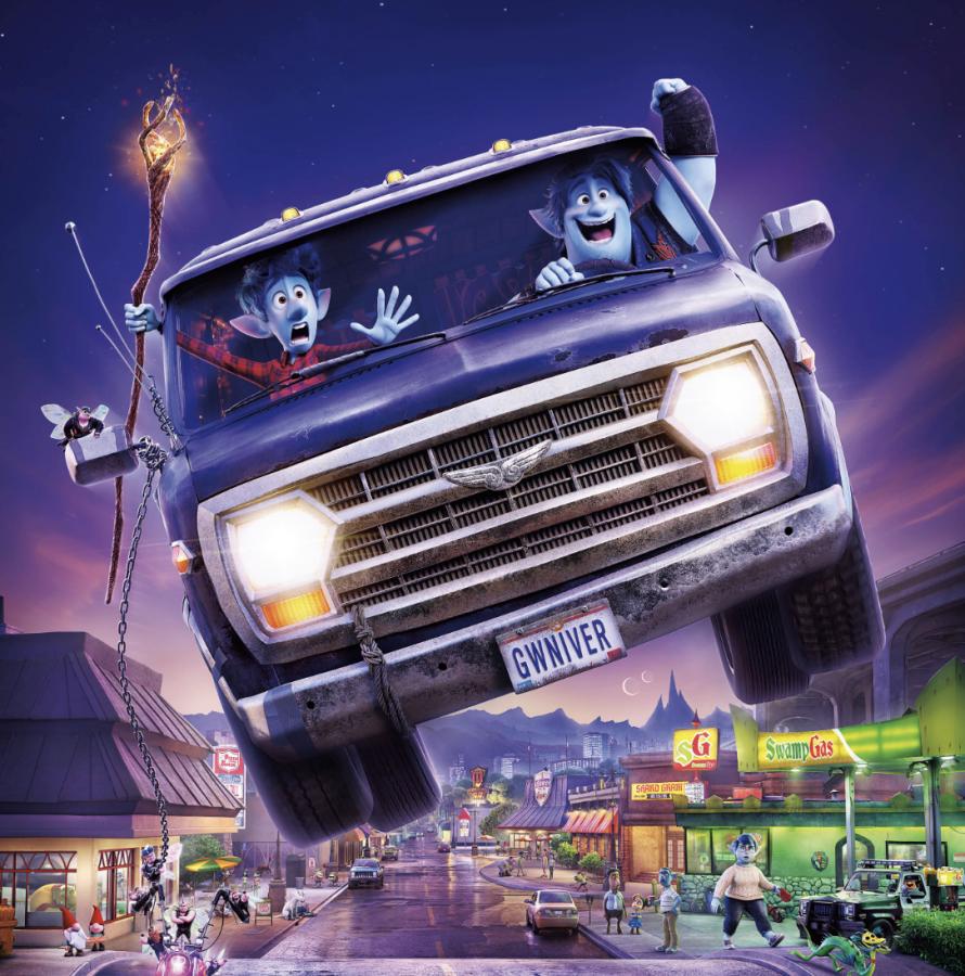 """""""Onward – Oltre la Magia"""": trailer del nuovo film Disney Pixar"""