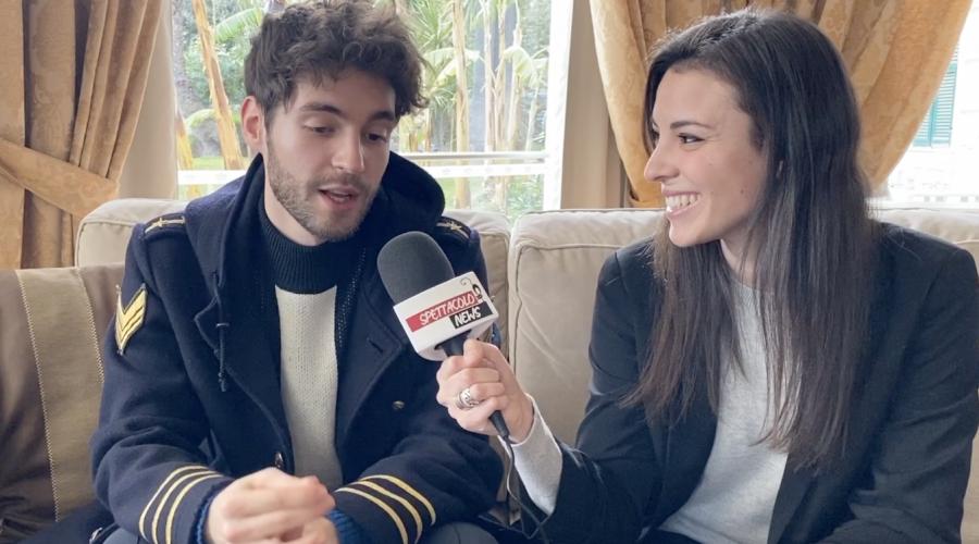 Spettacolo News intervista Matteo Faustini, al Festival di Sanremo 2020
