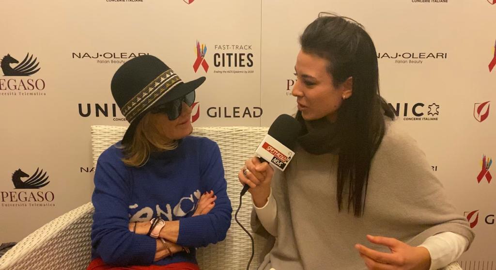 "Intervista a Rita Pavone, a Sanremo 2020 con ""Niente (Resilienza 74)"""""