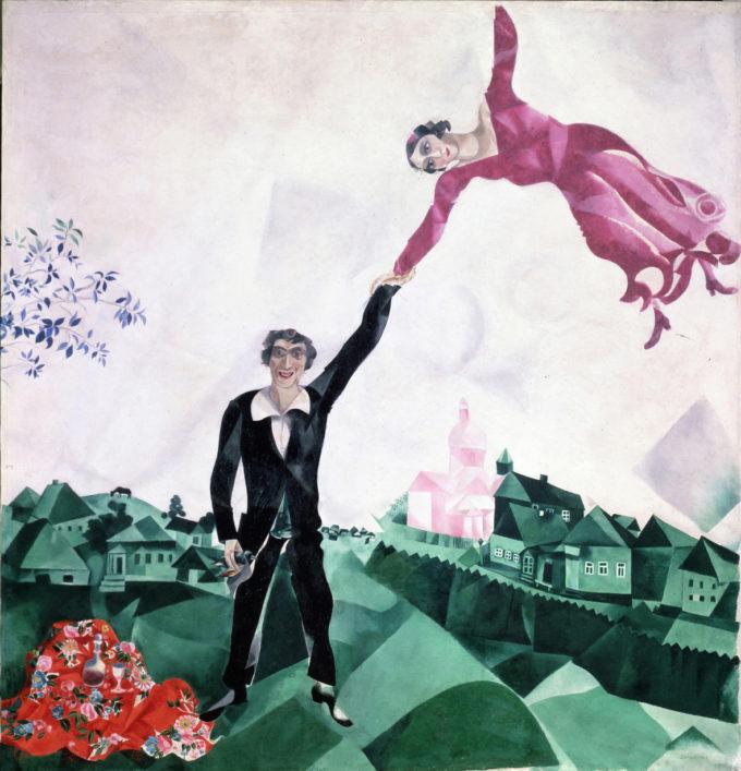 La mostra di Marc Chagall a Rovigo slitta a settembre causa Coronavirus