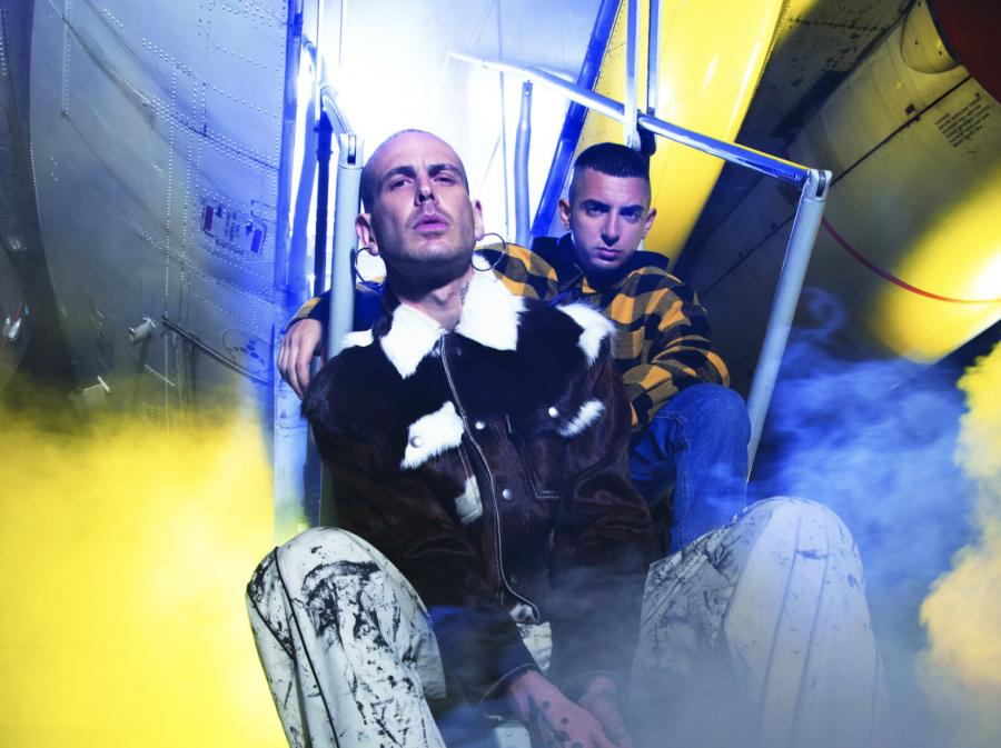 Gemitaiz e Madman insieme sul palco del Rock in Roma 2020