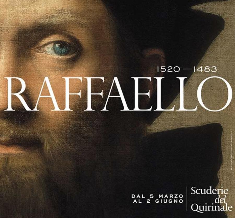 Raffaello in mostra alle Scuderie del Quirinale: oltre 200 opere esposte