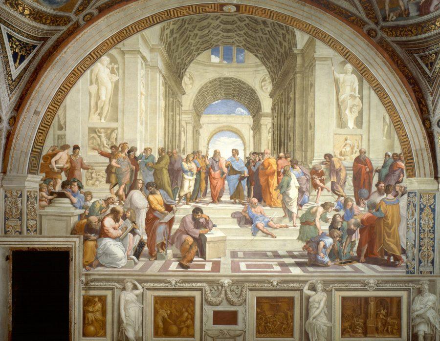 """""""Raffaello500"""": un museo virtuale per i 500 anni dalla morte dell'artista"""