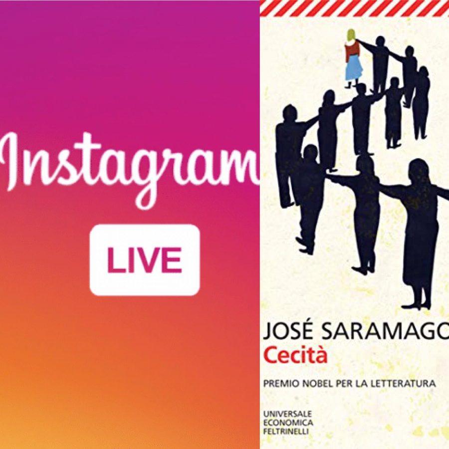 """""""Letture condivise"""": l'iniziativa promossa su Instagram da giovani attori"""