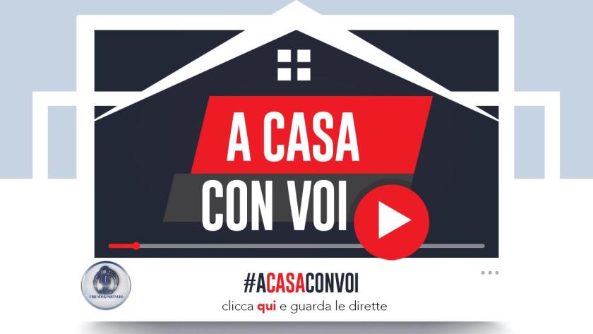 #ACasaConVoi: il calendario delle dirette degli artisti