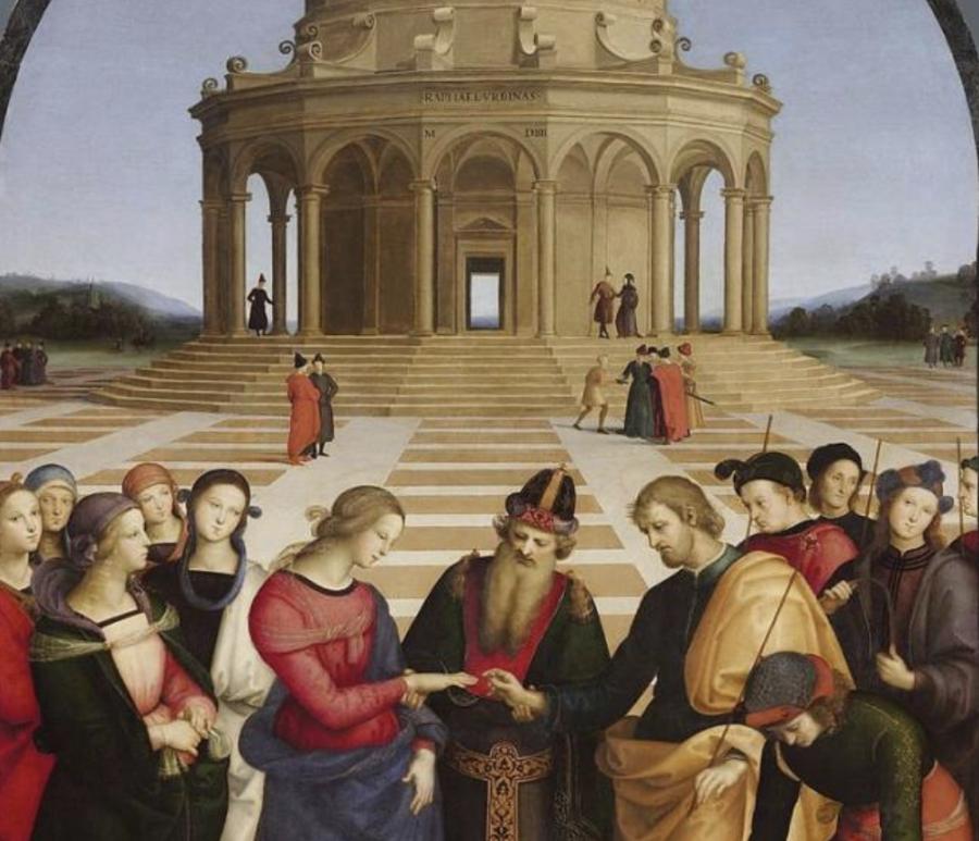 """Raffaello: le celebrazioni per i 500 anni dalla morte del """"Divin pittore"""""""