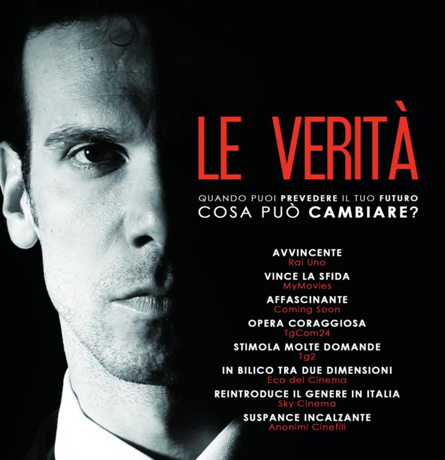 """""""Le Verità"""": il thriller di Giuseppe Alessio Nuzzo è su Amazon Prime Video"""