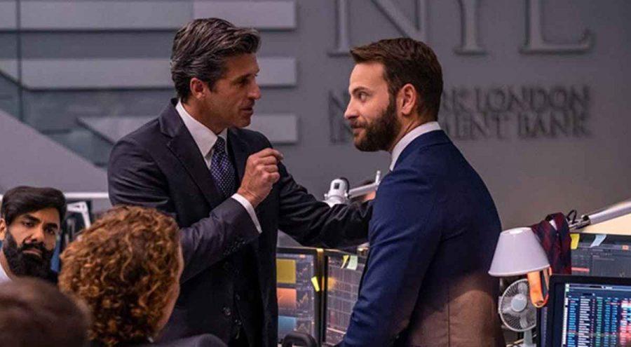 """""""Diavoli"""": la nuova serie Tv Sky con Patrick Dempsey e Alessandro Borghi"""