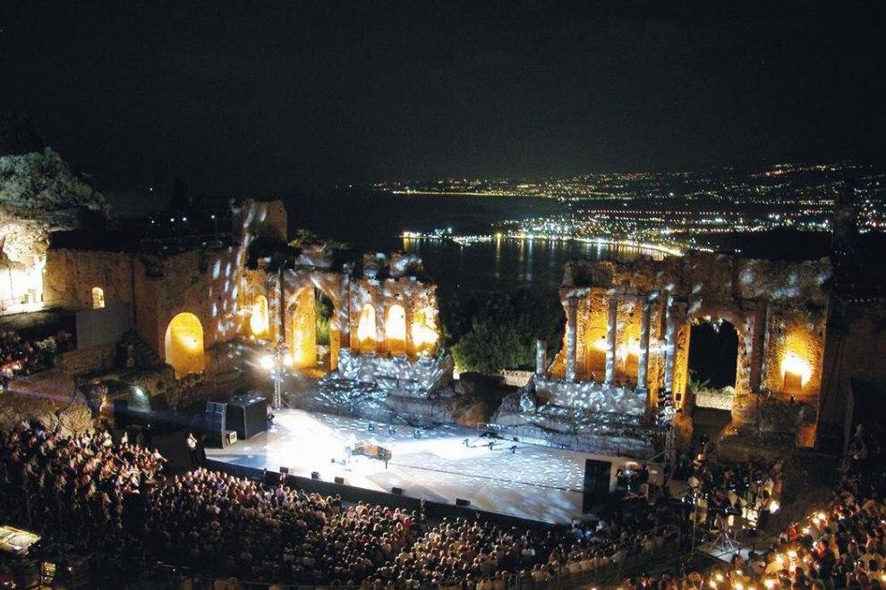 Il Taormina FilmFest 2020 rinviato a causa dell'emergenza Coronavirus