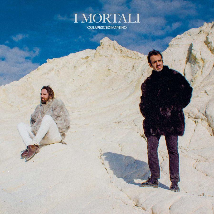 """Colapesce e Dimartino: in arrivo il primo album intitolato """"I mortali"""""""