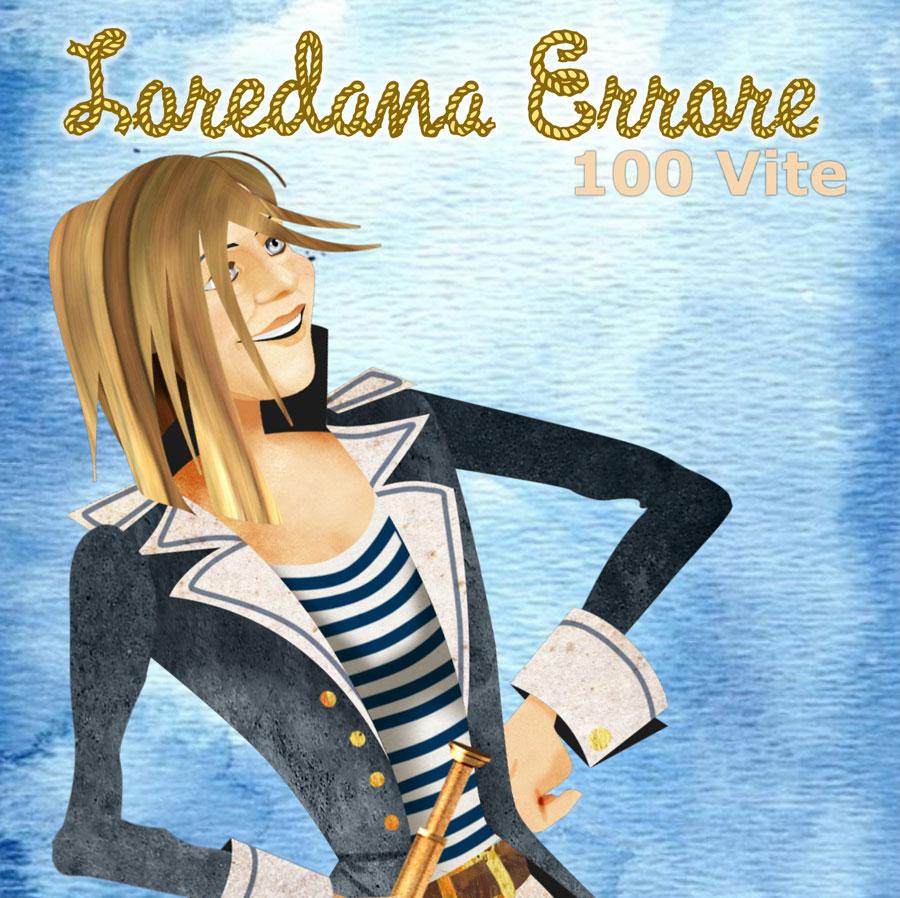 """Loredana Errore: il nuovo singolo """"100 vite"""" ha finalmente un video"""