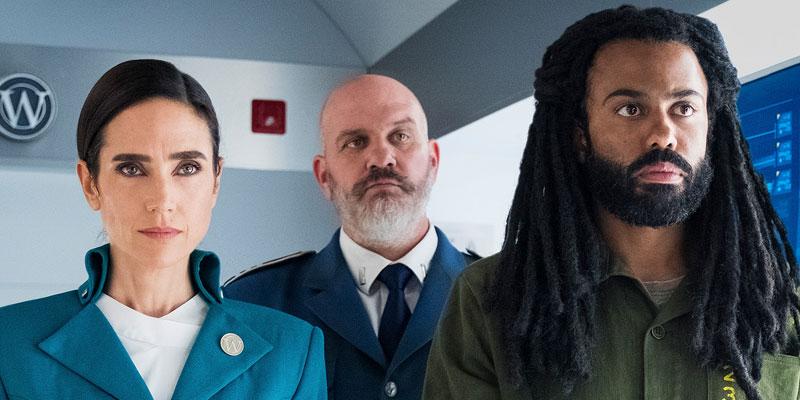 "Da oggi Netflix vi accompagnerà a bordo dello ""Snowpiercer"""