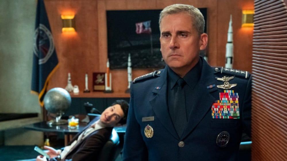 """Netflix ha rilasciato il teaser della nuova web comedy """"Space Force"""""""