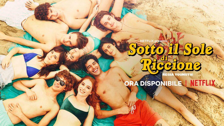 """""""Sotto il sole di Riccione"""": il nuovo film Netflix dal sapore di passato"""