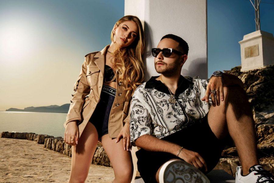 """Rocco Hunt e Ana Mena verso l'uscita del singolo """"A un passo dalla luna"""""""