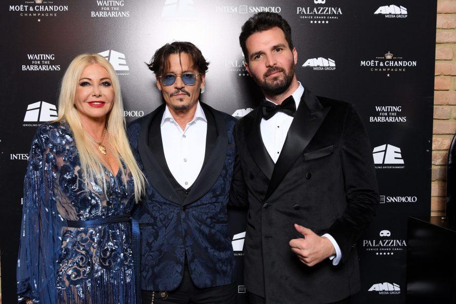 """Puffins"": la web series animata con protagonista Johnny Depp"