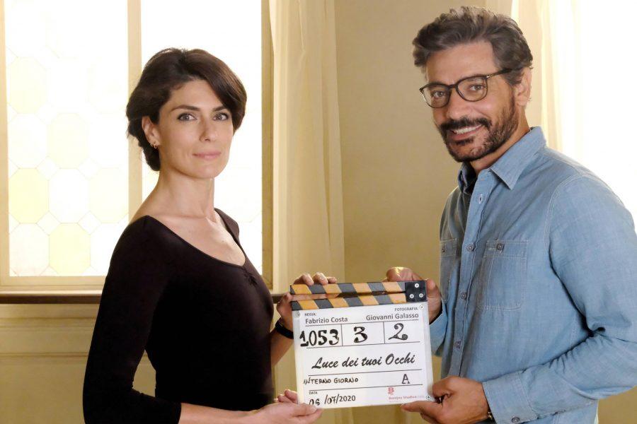 """""""Luce dei tuoi occhi"""": iniziate le riprese della nuova serie Mediaset"""