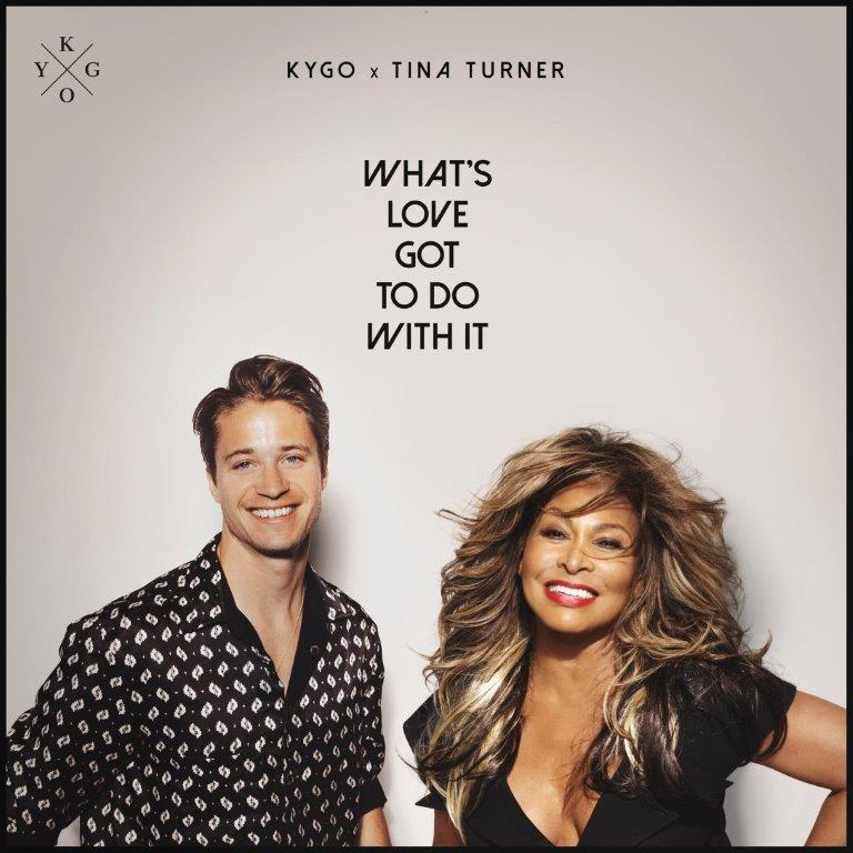 "Kygo e Tina Turner insieme nel remake di ""What's love got to do with it"""